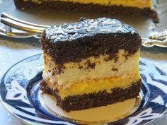 Domowe ciasta i obiady: Ciasto Czekoladowo Kokosowe z masą serową