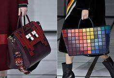 Anya Hindmarch, inverno 2016/17 - Fotos: Getty Images
