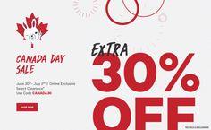 Joe Fresh Canada Day Sale: Save an Extra 30% Off Clearance Items http://www.lavahotdeals.com/ca/cheap/joe-fresh-canada-day-sale-save-extra-30/218959?utm_source=pinterest&utm_medium=rss&utm_campaign=at_lavahotdeals