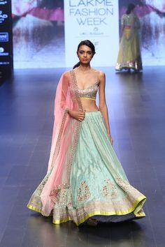 Anushree Reddy - Lakme Fashion Week Winter 2016