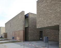 Verkaveling Heereweide by ILB Architecten