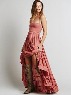 BALI DREAMS Beach Dress