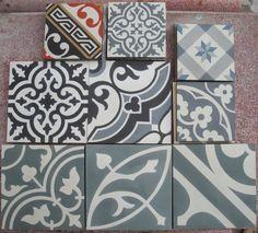 Cement tiles collectie FLOORZ portugese tegels,cementtegels uit de collectie van FLOORZ