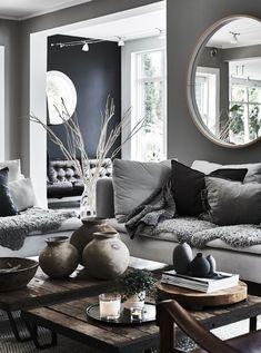 IKEA Deutschland | Ein Wohnzimmer in neutralen Farben, u. a. mit SÖDERHAMN 3er-Sofa Finnsta weiß #tipps #scandi