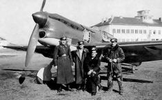 The Bulgarian pilots have fighter aircraft Avia Fighter Aircraft, Fighter Jets, Ww2 Planes, Bulgarian, Techno, Wwii, Air Force, Pilots, Google