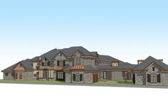 Super House Plans With In Law Suite Luxury Bathroom Ideas Dream House Plans, House Floor Plans, My Dream Home, Dream Homes, Dream Big, Luxury Apartments, Luxury Homes, Luxurious Homes, Built In Dresser