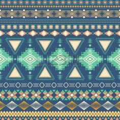 Tribal striped seamless pattern. Geometric aztec background. Can be used in fabric design for making of clothes, accessories; creating decorative paper, wrapping, envelope; in web design, etc. photo