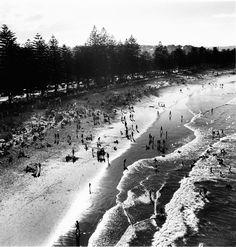 BEACHES - Max Dupain Exhibition Photography