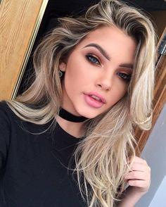 sophia_mitch • smokey eye makeup