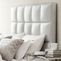 Shop AllModern for All Headboards for the best selection in modern design.  Free shipping on all orders over $49.