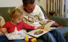 Reading Is Fundamental | Reading with Your Child
