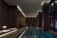 Resultado de imagen de swimming pool hotel aman tokyo
