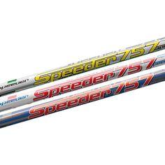 Fujikura Limited Edition Speeder Major Series Shafts