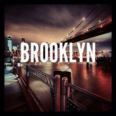 Brooklyn Bridge (Overlay), Brooklyn, New York City