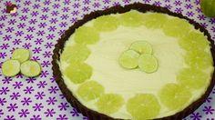 Limetten Tarte