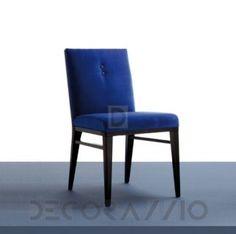 #blue #chair #interior #design #стул без подлокотников Costantini Pietro URBAN, Cost.P163