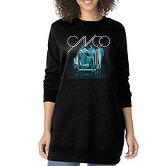Women Cnco Primera Cita Album Cover Oneck Long Sweatshirt * See this great product. Latin Artists, Album Covers, Fit Women, Fangirl, Cute Outfits, Graphic Sweatshirt, Clothes For Women, Celebrities, Sweatshirts