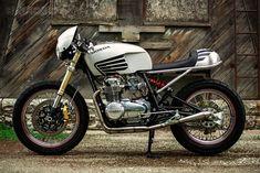 Honda CB550 by Meyerbuilt