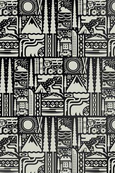 KarshHagan_ColoradoWine_05 in Pattern