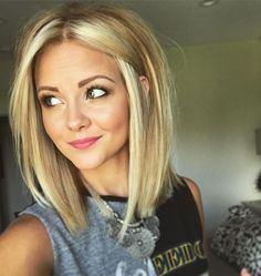 21+ Cute Medium Length Haircuts for Women - Page 22 of 22 - The Styles | The Styles | 2017 The Best Style for Women #HalloweenHairstylesForWomen