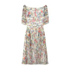 Erdem, Anoushka Printed Chiffon Dress    a girl can dream....