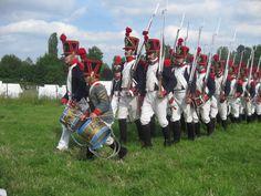 Granatieri di un rgt. di fanteria francese