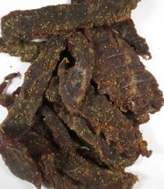 Discover how Jerky''s Gourmet of San Diego - Ballast Point Habanero Sculpin beef jerky fared in a jerky review. http://jerkyingredients.com/2015/08/31/jerkys-gourmet-habanero-sculpin-beef-jerky/ @jerkysgourmet #jerkysgourmet #jerkygourmetofsandiego #beefjerky #review #food #jerky #ingredients #jerkyingredients #jerkyreview #beef #paleo #paleofood #snack #protein #snackfood #foodreview #habanero #habanerosculpin #craftbeer #ballastpoint #grassfed #grassfedjerky