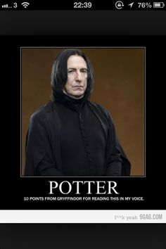 Alan Rickman Always, Dark Wizard, Up To Something, Dont Call Me, Severus Snape, Harry Potter, Humor, Wizards, Memes