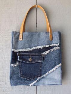 청바지로 만든 가방들 : 네이버 블로그