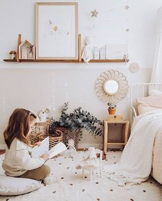 Fine Deco Chambre Vintage that you must know, You?re in good company if you?re looking for Deco Chambre Vintage Baby Room Design, Baby Room Decor, Bedroom Decor, Bedroom Rugs, Master Bedroom, Design Girl, Bedroom Vintage, Vintage Girls Rooms, Vintage Toddler Rooms