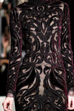 Emilio Pucci Fall 2011 Ready-to-Wear - Details