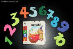 """Venerdi' del libro: """"Numeri"""" tutti da giocare"""
