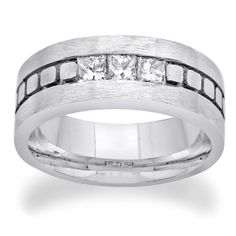 Your #1 Source for Jewelry and Accessories » 14K WHITE GOLD 0.75CTW DIAMOND RING
