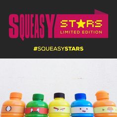 Here comes a new challengers...  #SqueasyStars II  SOON  #squeasy #stars #estrellas #paloaltomarket #personajes #comic #comics #personatges