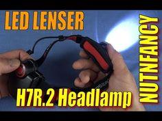 LED Lenser H7R.2: Headlamp Greatness - YouTube