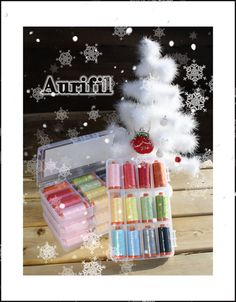 Buon Natale #Aurifil