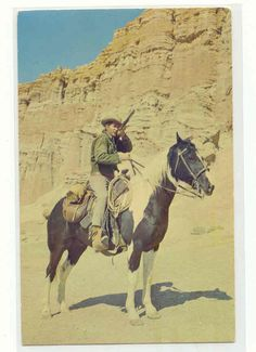 Bonanza Little Joe Michael Landon on Cochise