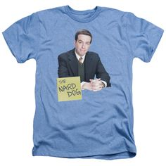 Office: The Nard Dog Heather T-Shirt