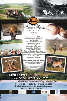 Rain Farm Game and Lodge - Ballito