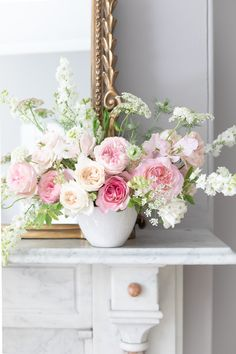 Flowers For Mom, Blooming Flowers, Flowers Garden, Fresh Flowers, Silk Flowers, Beautiful Flowers, Flower Power, English Country Weddings, David Austin Roses