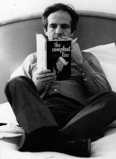 Francois Truffaut reads