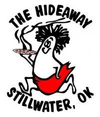 Since 1957, Hideaway Pizza has fed OSU students.  Now OSU grads in all parts of OK are being fed Pizza of the Gods.  Yum!