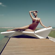 Robert Thomson has a wide range of luxury modern and contemporary outdoor sun loungers for sale. View our extensive range of sun loungers on our catalogue Contemporary Outdoor Furniture, Sun Lounger, Furniture Sets, Bikinis, Swimwear, Luxury, Sexy, Modern, Style