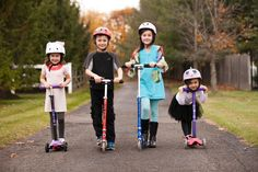The best first scooters for kids of all ages.