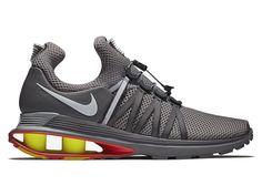 sports shoes a0cec 0177c 2019 Nike Shox Gravity Luxe Chaussures De Sport Pas cher Femme Enfant Noir  Rose blanc-