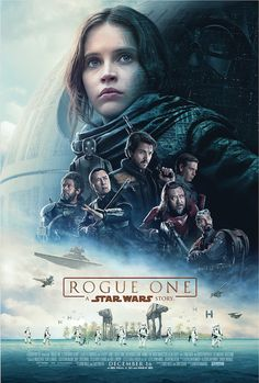 New Poster and Trailer released for Star Wars Rogue One