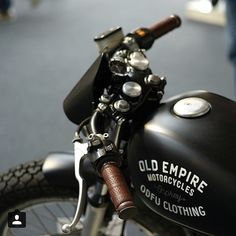 lemoncustommotorcycles: Another great shot of the osprey taken by @casualsnob with @odfu_clothing by oldempiremotorcycles http://ift.tt/1xevTUq