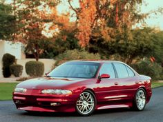 Oldsmobile Intrigue OSV Concept (2000)
