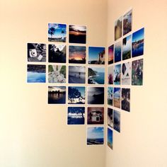 Different Ideas For Wall Photo Collages 💁💎❤️