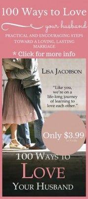 100 Ways to Love Your Husband for Kindle